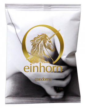 Einhorn Kondome Make Love