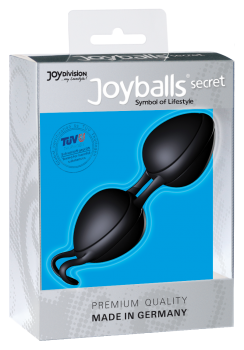 Joyballs secret, schwarz