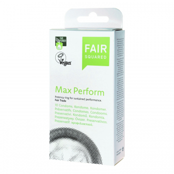 Fair Squared Max Perform - Kondome