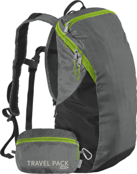 Travel Pack Rucksack rePETe