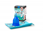 Lali Cup - Menstrual Cup, Modell M, Blau